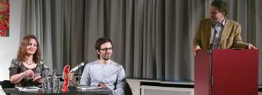 Nicol Ljubic: Meeresstille <br/>(c) Die Copyrightinformation