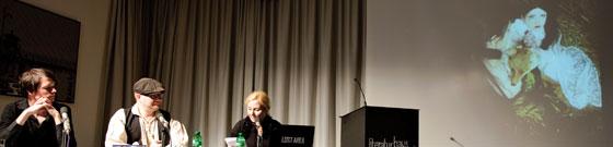 Annie Bertram, Björn Springorum, Christian von Aster: Wahre Märchen <br/>(c) Ronny Schönebaum
