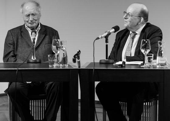 Martin Walser: Spätdienst <br/>(c) Simon Adolphi