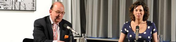 Eva Menasse: Quasikristalle, Dienstag, 07.05.13               /                   20.00              Uhr <br/>(c) Kristina Popov