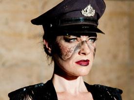 Felix Mertikat, Verena Klinke, Redcat7: Steam Noir <br/>(c) Ronny Schönebaum