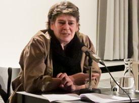 Ingrid Müller-Münch: Die geprügelte Generation <br/>(c) Sebastian Becker