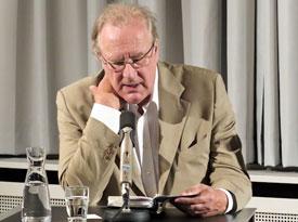 Sten Nadolny: Weitlings Sommerfrische, Mittwoch, 19.09.12               /                   20.00              Uhr <br/>(c) Sebastian Becker