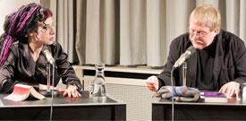 Sofi Oksanen: Stalins Kühe <br/>(c) Sebastian Becker