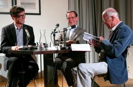 Albrecht Puhlmann, Ralph Bollmann: Oper im Fokus, Montag, 25.07.11               /                   20.00              Uhr <br/>(c) Heiner Wittmann