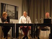 Ilija Trojanow, Christian Muhrbeck: Wo Orpheus begraben liegt <br/>(c) Tilmann Eberhardt