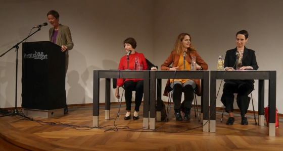 Francesca Melandri: Alle, außer mir, Mittwoch, 17.10.18               /                   19.30              Uhr <br/>(c) Heiner Wittmann