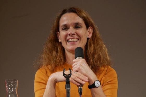 Francesca Melandri: Alle, außer mir <br/>(c) Heiner Wittmann