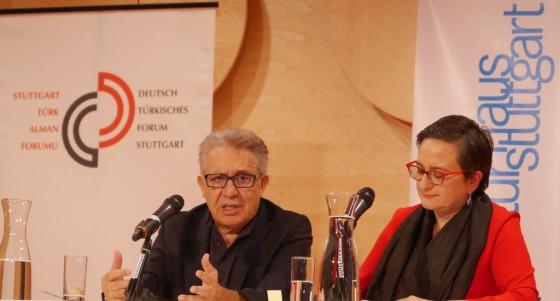 Zülfü Livaneli: Unruhe <br/>(c) Heiner Wittmann