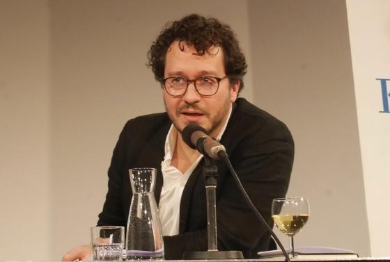 Alexander Schimmelbusch: Hochdeutschland <br/>(c) Heiner Wittmann