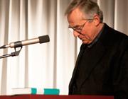 Lutz Seiler, Reinhold Ohngemach: Oskar Loerke, Dienstag, 07.12.10               /                   20.00              Uhr <br/>(c) Lukas Stark