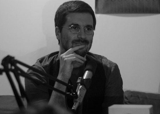 Philipp Weiss: Am Weltenrand sitzen die Menschen und lachen – Philipp Weiss, Donnerstag, 22.11.18               /                   20.00              Uhr <br/>(c) Simon Adolphi
