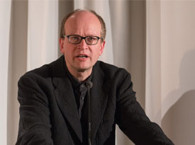 Andreas Platthaus: Disneys Welt <br/>(c) Sebastian Wenzel