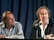 Pascal Bruckner, Peter Schneider: J'accuse...! <br/>(c) Heiner Wittmann