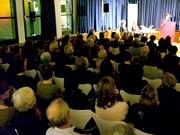 Zeruya Shalev: Späte Familie, Dienstag, 21.11.06               /                   20.00              Uhr <br/>(c) Heiner Wittmann