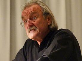 Christoph Ransmayr: Cox oder Der Lauf der Zeit <br/>(c) Sebastian Wenzel, Heiner Wittmann