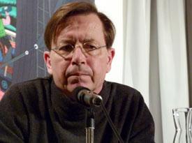 Steve-Sem Sandberg, Ilija Trojanow: Theres, Donnerstag, 31.01.13               /                   20.00              Uhr <br/>(c) Heiner Wittmann