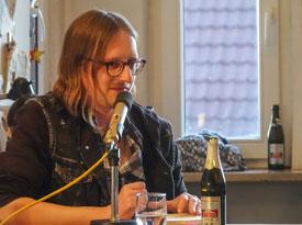 Sascha Macht, Michael Lenkeit: Der Krieg im Garten des Königs der Toten,                                                             Samstag, 20.05.17               /                   20.45              Uhr                               <br/>(c) Sebastian Wenzel