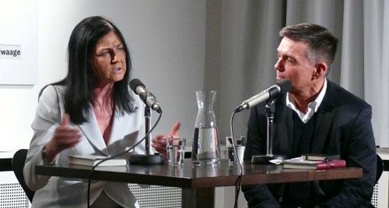 Hannelore Schlaffer: Die intellektuelle Ehe, Montag, 14.03.11               /                   20.00              Uhr <br/>(c) Heiner Wittmann