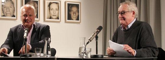 Eric-Emmanuel Schmitt: Die Frau im Spiegel <br/>(c) Heiner Wittmann