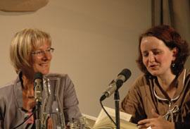 Julia Schoch: Georges Hyvernaud  – Haut und Knochen, Mittwoch, 13.10.10               /                   20.00              Uhr <br/>(c) Tilmann Eberhardt