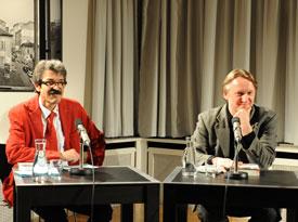 Stefan Schomann: Am Anfang war ein Buch <br/>(c) Kristina Popov