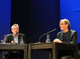 Wolfgang Schorlau: Rebellen,                                                               Dienstag, 12.03.13               /                   20.00              Uhr                               <br/>(c) Kristina Popov