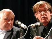 Wolfgang Schorlau: Brennende Kälte, Dienstag, 06.05.08               /                   20.00              Uhr <br/>(c) Heiner Wittmann