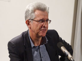 Gerhard Stadelmaier: Umbruch,                                                               Mittwoch, 28.09.16               /                   20.00              Uhr                               <br/>(c) Heiner Wittmann