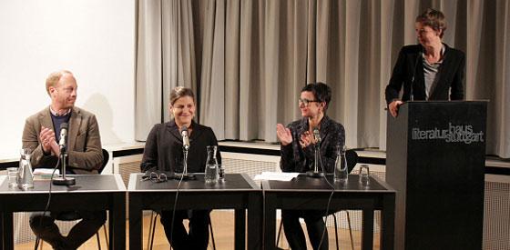 Cynthia D'Aprix Sweeney: Das Nest <br/>(c) Heiner Wittmann