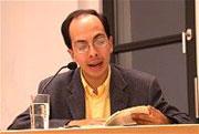 Jorge Volpi: Das Klingsor-Paradox,                                                               Montag, 15.10.01               /                   20.00              Uhr                               <br/>(c) Heiner Wittmann