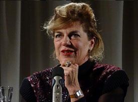 Barbara Vinken: Grenzgängerin: Flaubert, Mode und Feminismus <br/>(c) Heiner Wittmann