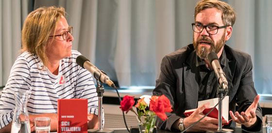 David Wagner: Sich verlieben hilft. Über Bücher und Serien <br/>(c) Sebastian Wenzel