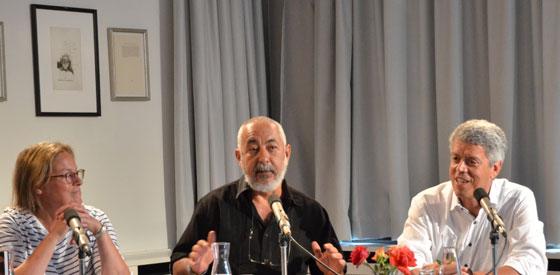 Leonardo Padura: Neun Nächte mit Violeta, Samstag, 23.07.16               /                   19.00              Uhr <br/>(c) Ralf Bogendörfer