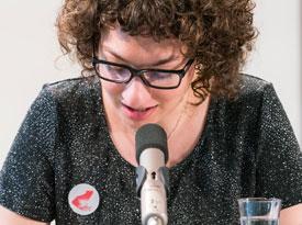 Sebastian Guggolz: Die Großwäscherei und der Kleinverlag <br/>(c) Sebastian Wenzel