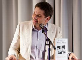 Martin Walser: Muttersohn <br/>(c) Sebastian Becker