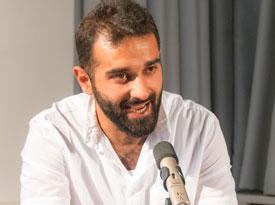 Hamed Abboud: Der Tod backt einen Geburtstagskuchen <br/>(c) Sebastian Wenzel