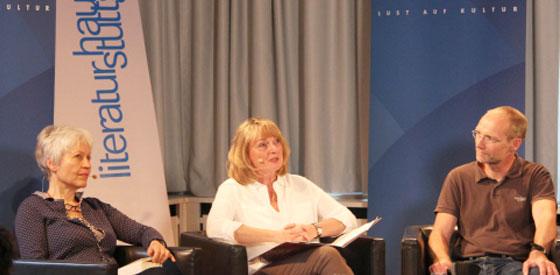 "Ulrike Draesner, John von Düffel: Thomas Manns ""Buddenbrooks"": Leiden an der bürgerlichen Existenz <br/>(c) Wittmann"