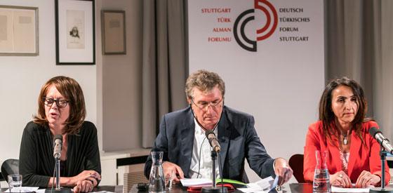 Gülistan Gürbey, Atila Eralp: Krieg und Terror: Die Türkei an schwierigen Schnittstellen <br/>(c) Wenzel