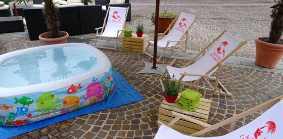 Wetterleuchten - Sommermarkt der unabhängigen Verlage <br/>(c) Wenzel, Bogendörfer