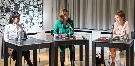 Orna Donath, Barbara Vinken: Regretting motherhood – Wenn Mütter bereuen <br/>(c) Sebastian Wenzel