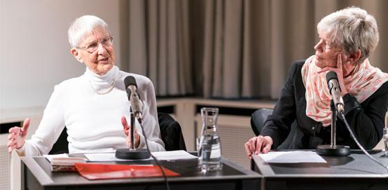 Inge Jens: Langsames Entschwinden, Dienstag, 24.05.16               /                   20.00              Uhr <br/>(c) Wenzel