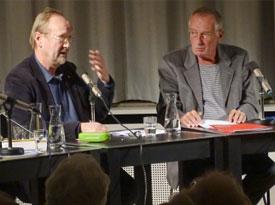 Bernd-Jürgen Fischer, Luc Fraisse: À la recherche… Prousts Rezeption heute, Mittwoch, 02.03.16               /                   20.00              Uhr <br/>(c) Heiner Wittmann