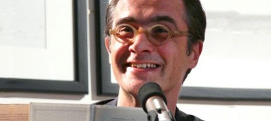 Aris Fioretos: Der letzte Grieche <br/>(c) Heiner Wittmann
