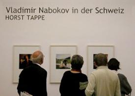 Dieter E. Zimmer: Vladimir Nabokov in der Schweiz <br/>(c) Heiner Wittmann