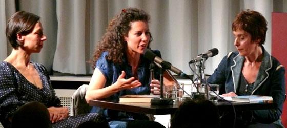 Silvia Avallone: Ein Sommer aus Stahl <br/>(c) Heiner Wittmann