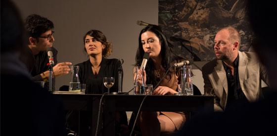 Fatma Aydemir, Alissa Ganijewa: Grenzüberschreitungen <br/>(c) Simon Adolphi