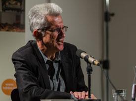 Helmut Böttiger: Wir sagen uns Dunkles <br/>(c) Jakob Trepel