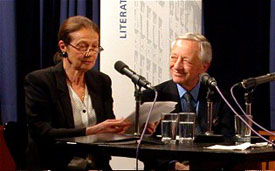 Louis Begley, Anka Muhlstein: Mit der Kunst im Bunde III <br/>(c) Heiner Wittmann
