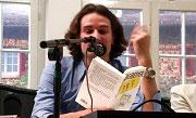 Frédéric Beigbeder: Die Privatisierung der Welt, Montag, 11.06.01               /                   20.00              Uhr <br/>(c) Heiner Wittmann